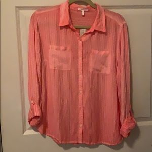 Brand new long sleeve blouse